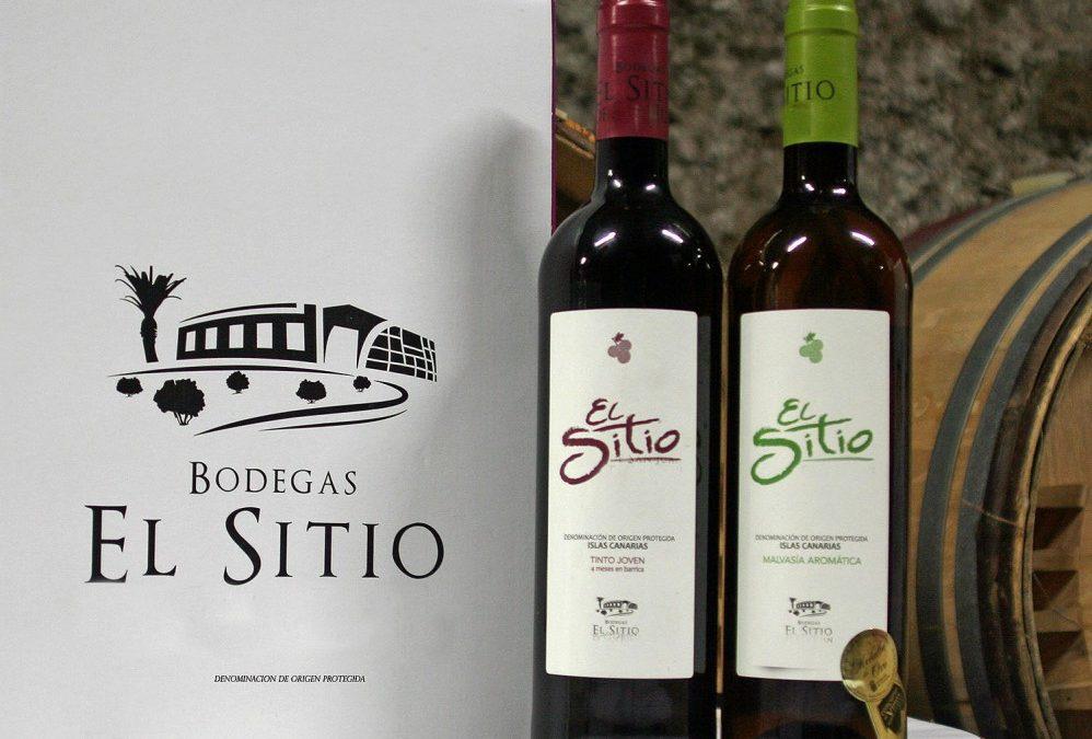 De Canarias llegaron dos vinos