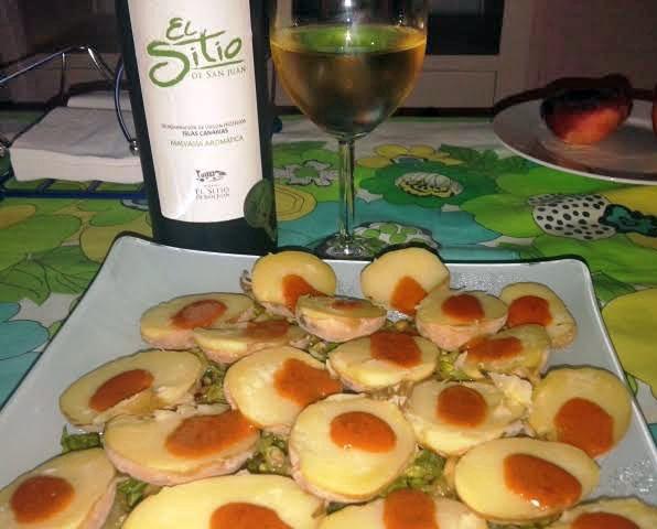 Las papas arrugadas con mojo, entre las 'Maravillas Gastronómicas España 2016'