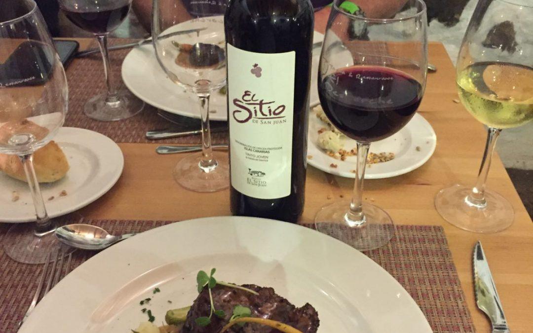 Gran velada y degustación de los vinos de Bodegas El Sitio de San Juan en 'El Descorche'