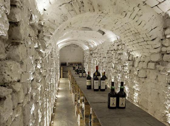 Los canary wine y el 'Túnel del Vino' en Londres