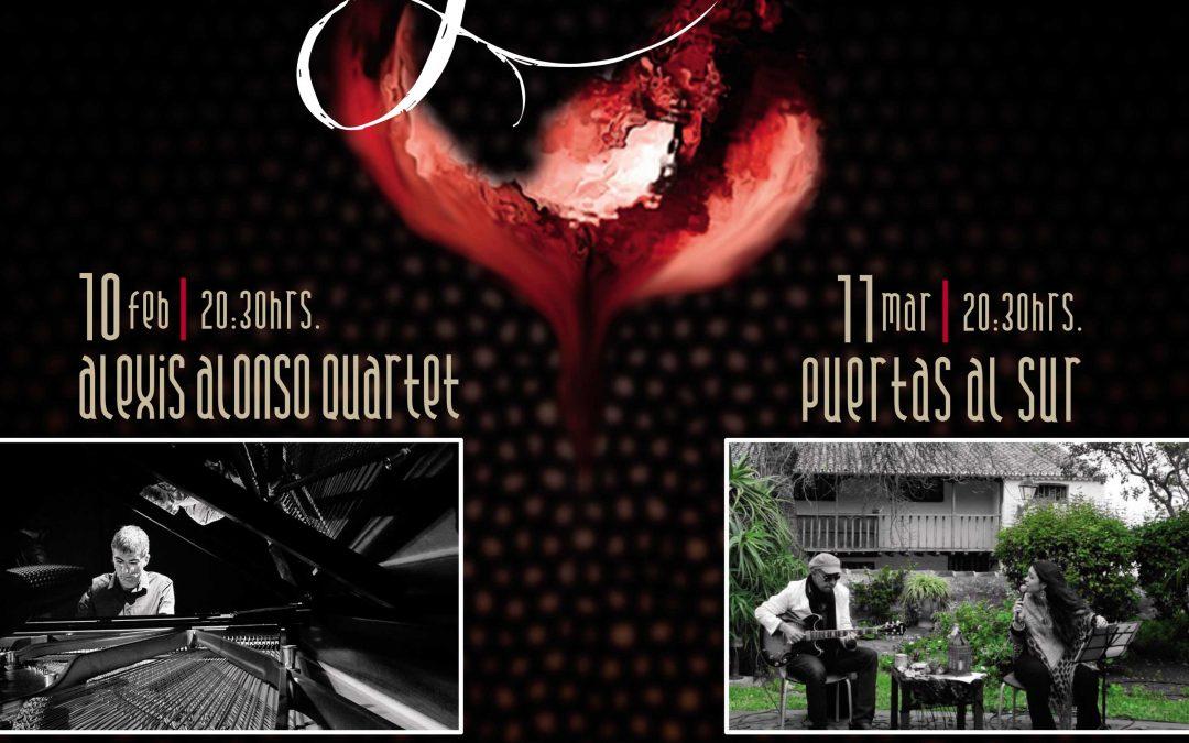 Wine&Jazz en La Casa del Vino