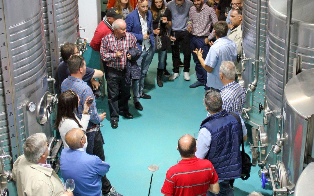 Encuentro de la Asociación de Barman de Tenerife en El Sitio de San Juan