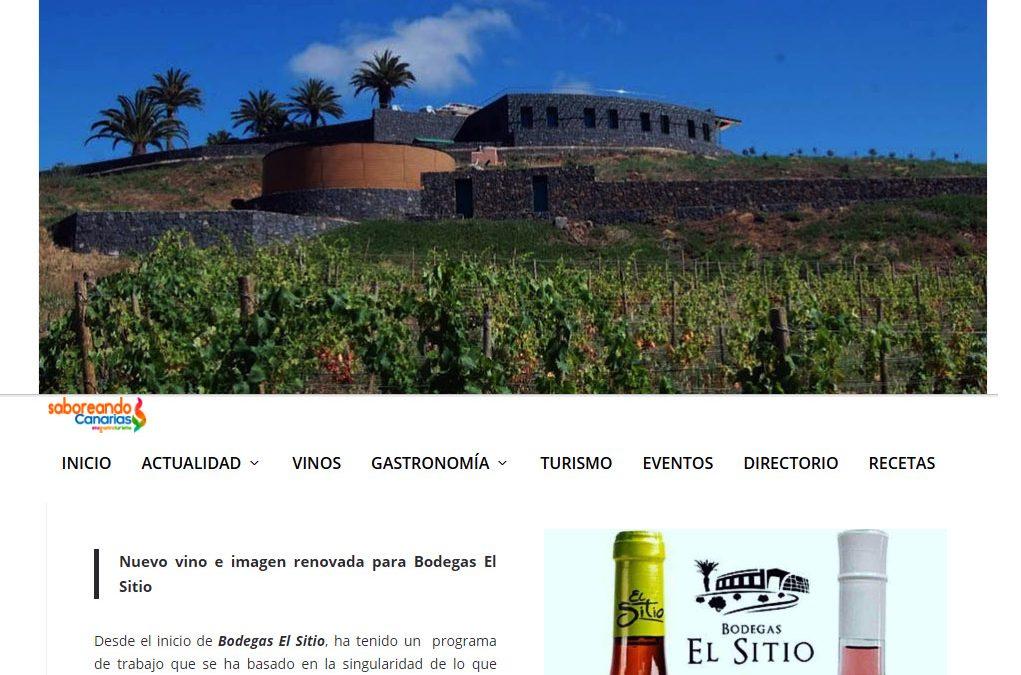 Bodegas El Sitio, sus nuevos productos y diseño, en la prensa especializada