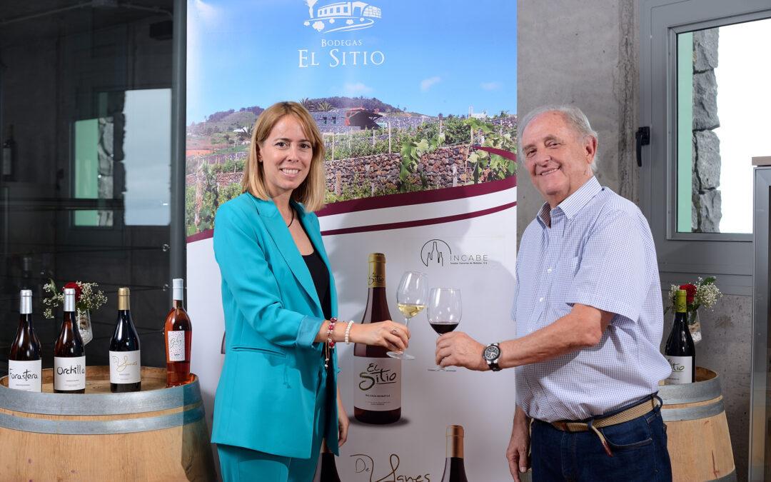Incabe nuevo distribuidor de Bodegas el Sitio en las Islas Canarias