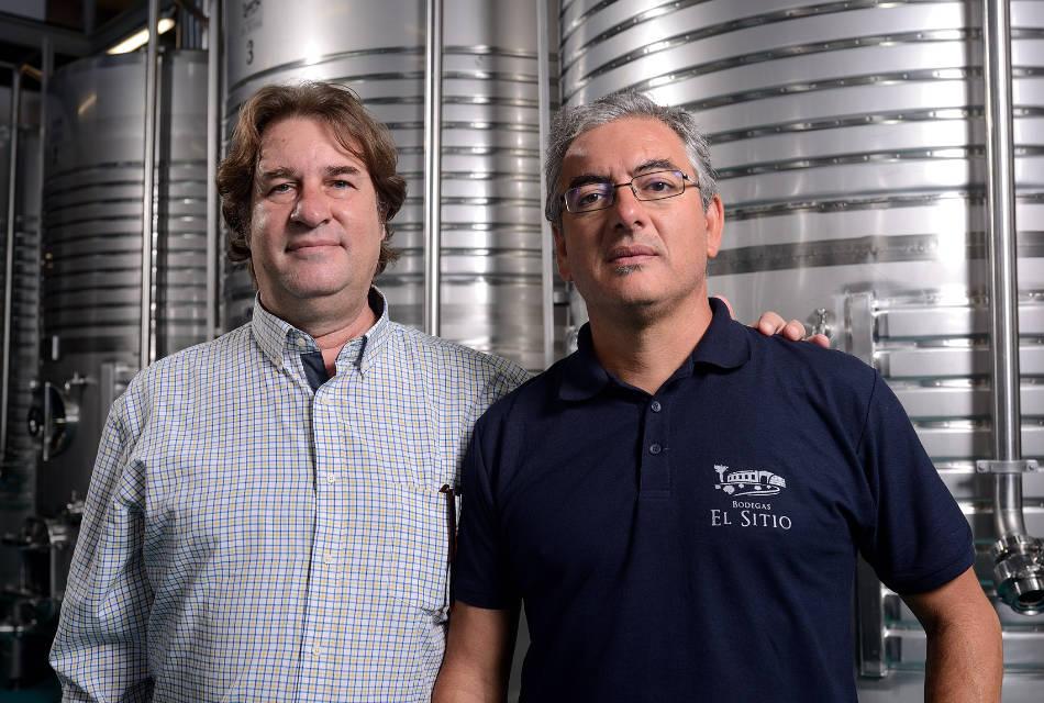 """Pablo López, Bodegas El Sitio: """"Nuestro objetivo es que en cada botella se envase un paisaje, un terruño y una variedad de la forma más natural posible."""""""