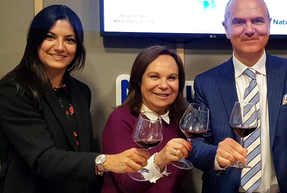 """Desireé García: """"Los nuevos vinos canarios de calidad están ahora siendo más valorados por los propios canarios frente a otras denominaciones preferidas en el pasado"""""""