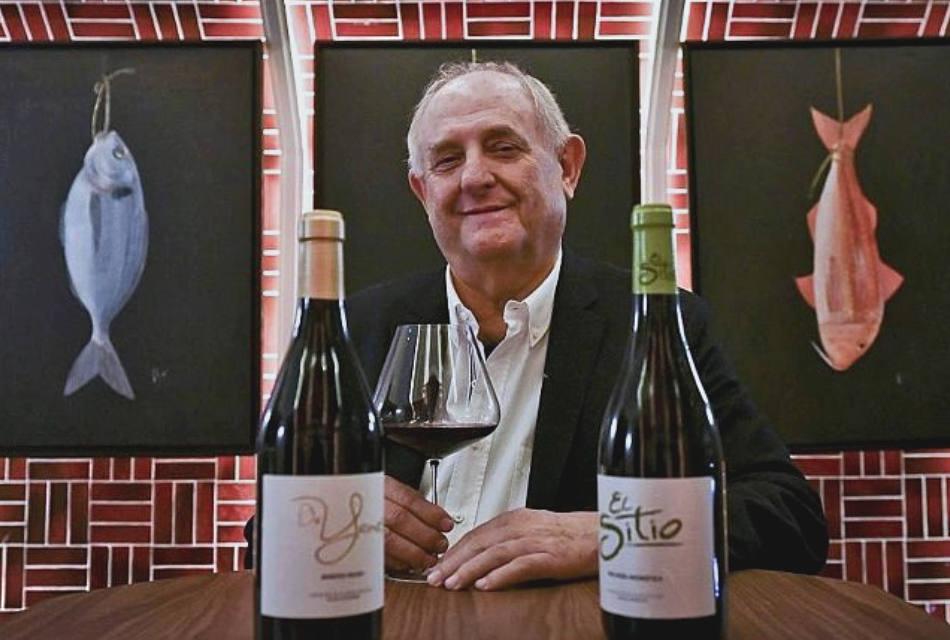 """Francisco González Yanes: """"Busco el reconocimiento de estos vinos con uvas que sólo puedes encontrar en Canarias"""""""