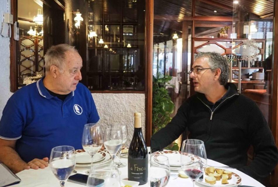 """Pablo López Betancor, enólogo: """"Una vez logrados los blancos, siempre creí que en Canarias podríamos producir muy buenos tintos y así ha sido"""""""